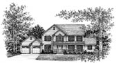 Plan Number 99059 - 2378 Square Feet