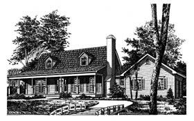 House Plan 99060
