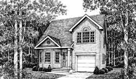 House Plan 99066