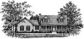 House Plan 99076