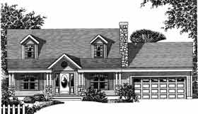 Plan Number 99079 - 1515 Square Feet