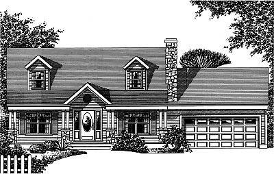 House Plan 99079