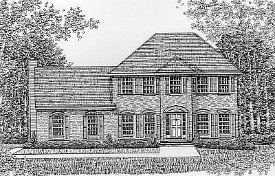 House Plan 99080