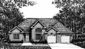House Plan 99081
