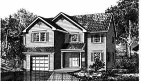 House Plan 99082
