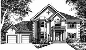 House Plan 99084