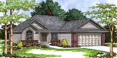 Plan Number 99106 - 1495 Square Feet