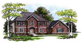 House Plan 99109