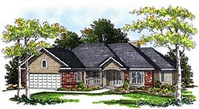 House Plan 99117