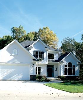 Country European Farmhouse House Plan 99119 Elevation