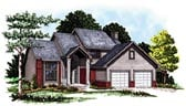 Plan Number 99127 - 2262 Square Feet