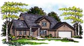Plan Number 99132 - 1900 Square Feet