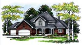 Plan Number 99133 - 2408 Square Feet