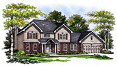 Plan Number 99134 - 3124 Square Feet