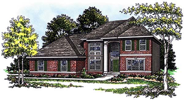 House Plan 99135