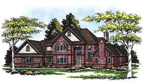House Plan 99136