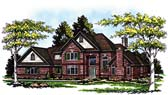 Plan Number 99136 - 3093 Square Feet