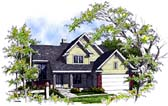 Plan Number 99137 - 2031 Square Feet