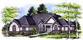 Plan Number 99138 - 2439 Square Feet