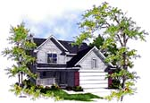 Plan Number 99140 - 1709 Square Feet