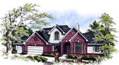 Plan Number 99143 - 2702 Square Feet