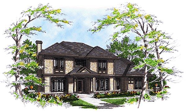 House Plan 99144