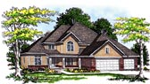 Plan Number 99145 - 2830 Square Feet