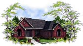 Plan Number 99146 - 2629 Square Feet