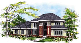 House Plan 99147