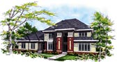 Plan Number 99147 - 3070 Square Feet