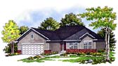 Plan Number 99152 - 1557 Square Feet