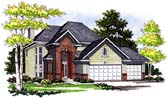 Plan Number 99153 - 1740 Square Feet