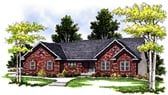 Plan Number 99157 - 2590 Square Feet
