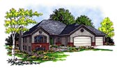 Plan Number 99159 - 3086 Square Feet