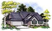 Plan Number 99163 - 1600 Square Feet
