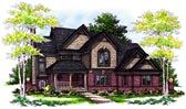 Plan Number 99165 - 2949 Square Feet