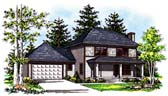 Plan Number 99166 - 1561 Square Feet