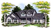 Plan Number 99169 - 2081 Square Feet