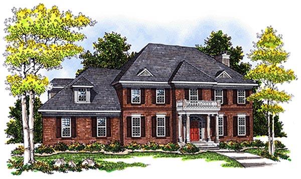 House Plan 99171
