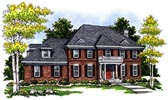 Plan Number 99171 - 2758 Square Feet