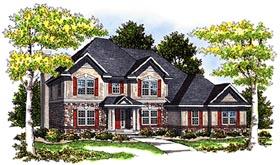 House Plan 99173