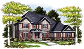 Plan Number 99173 - 2891 Square Feet