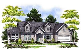 House Plan 99179
