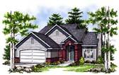 House Plan 99186