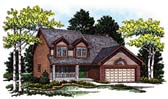 Plan Number 99188 - 2073 Square Feet