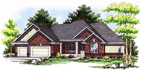 Plan Number 99194 - 2570 Square Feet
