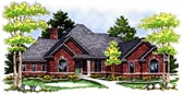Plan Number 99196 - 3091 Square Feet