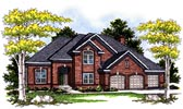 Plan Number 99197 - 3204 Square Feet