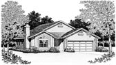 Plan Number 99254 - 1901 Square Feet