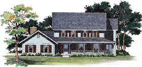 Mediterranean House Plan 99271 Elevation